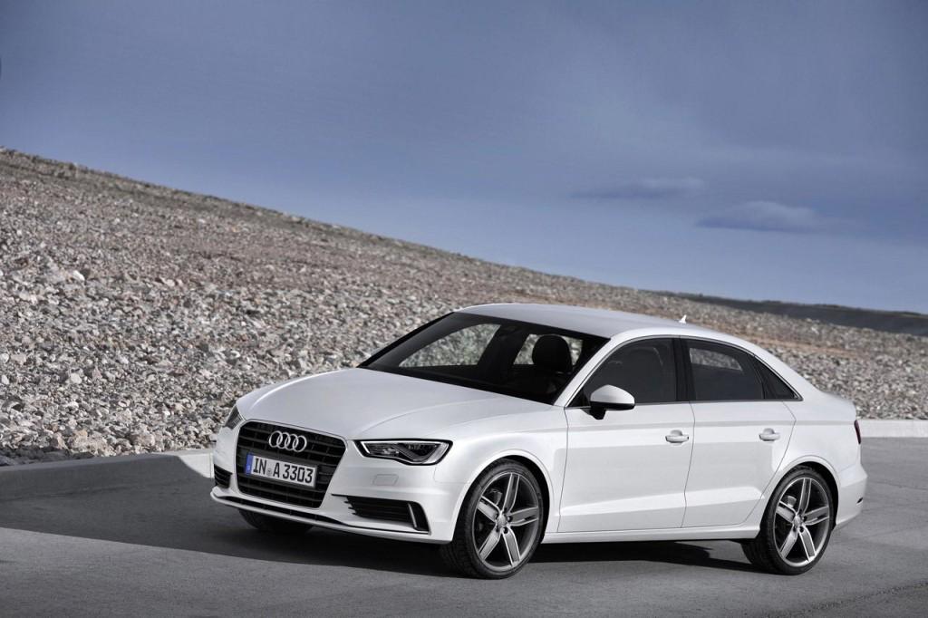 Audi A3 ed Audi S3: debutto in estate per le due berline