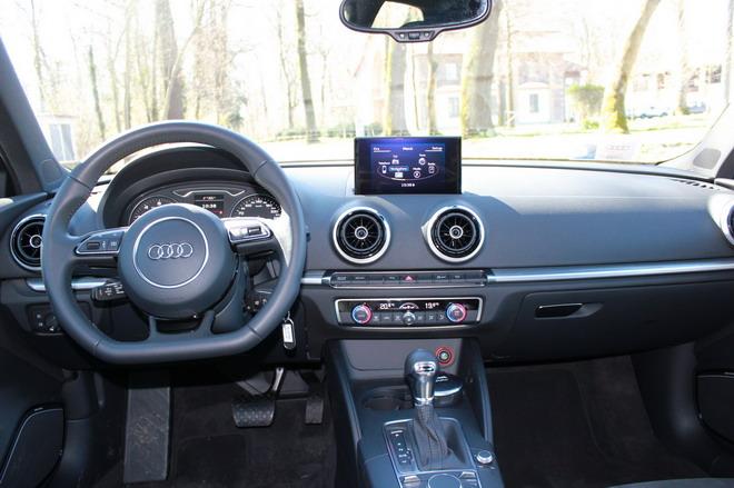 Audi A3 1 8 Tfsi Prova Su Strada E In Pista