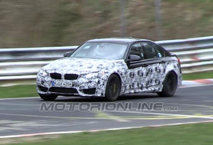 BMW M3 MY 2014, possibile un motore con triplo turbocompressore
