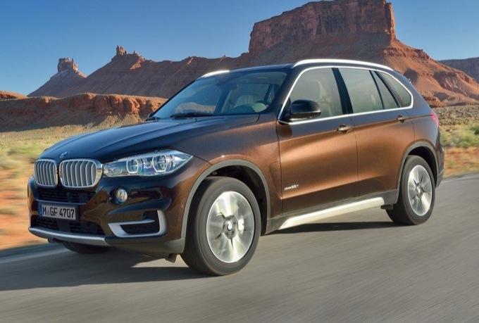 BMW X5 MY 2014