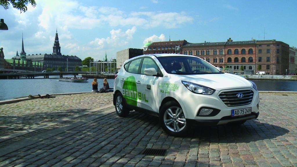 Hyundai ix35 Fuel Cell, primo esemplare consegnato alla città di Copenhagen
