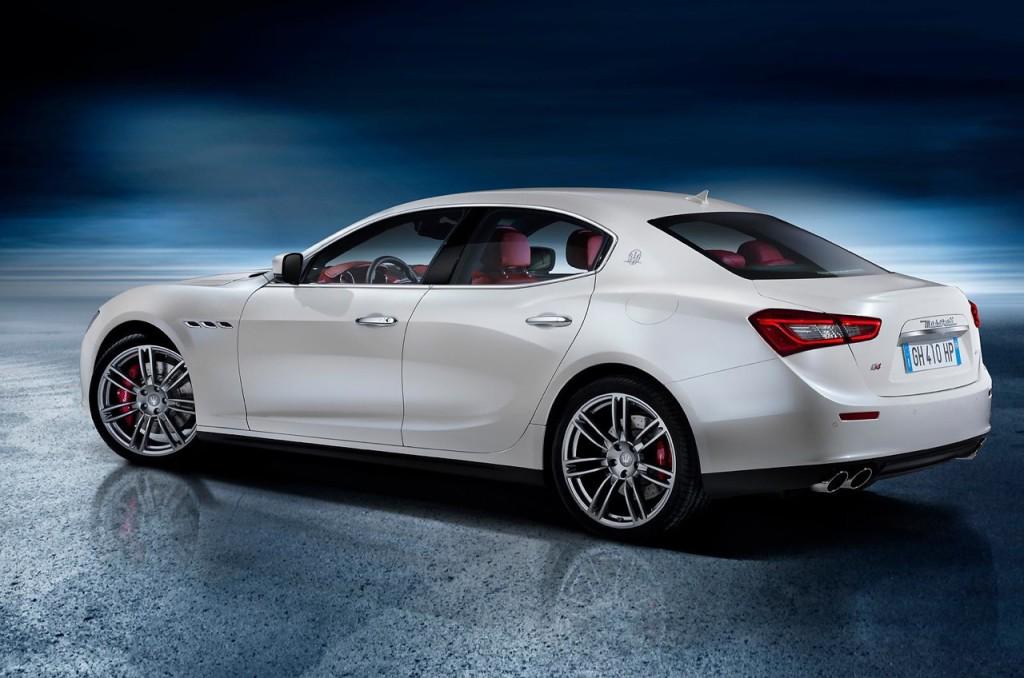 Maserati Ghibli: listino prezzi ufficiale per l'Italia