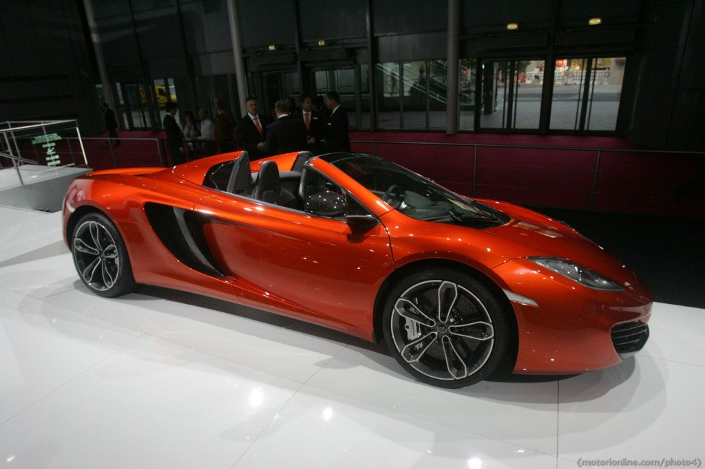 McLaren, il benzina V8 3.8 TwinTurbo premiato agli International Engine of the Year