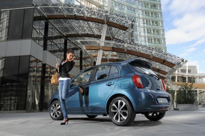 Nissan Micra MY 2013, restyling di mezza generazione per la piccola giapponese