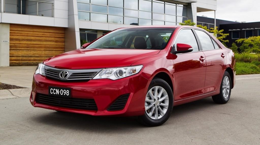 Toyota Camry, prodotti 10 milioni di esemplari