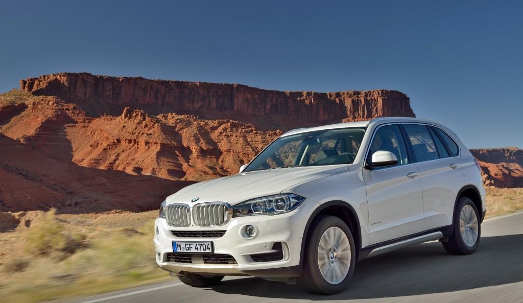 BMW X5 MY 2014: svelato il listino prezzi per l'Italia
