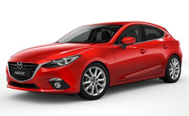 Mazda3 MPS, la sportiva è in fase di sviluppo