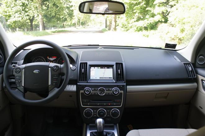 Land Rover Freelander 2 Prova Su Strada