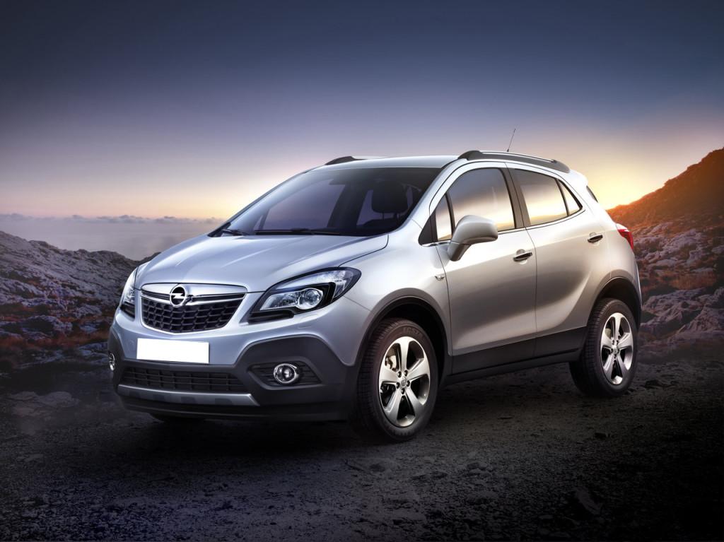Opel Mokka, verrà prodotta in Europa