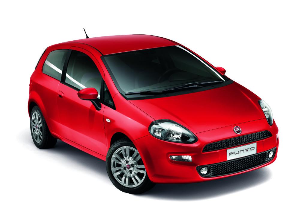 Nuova Fiat Punto Street proposta al prezzo promozionale di 8.950 euro