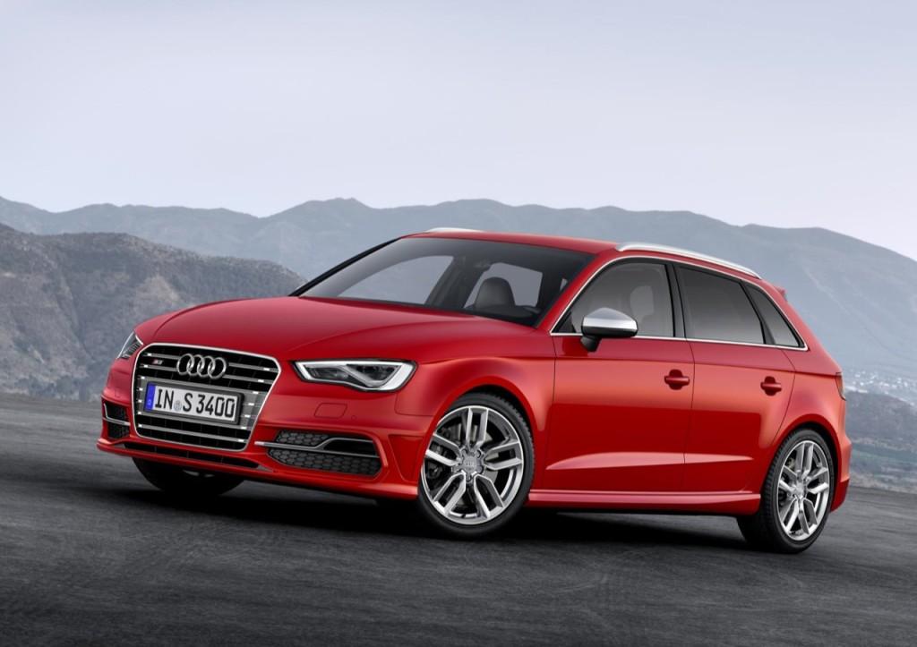 Audi S3 Sportback: debutta la connettività LTE
