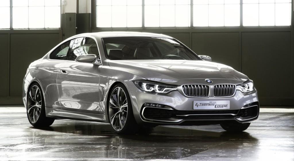BMW M4 Coupé Concept, presentazione prevista per Pebble Beach