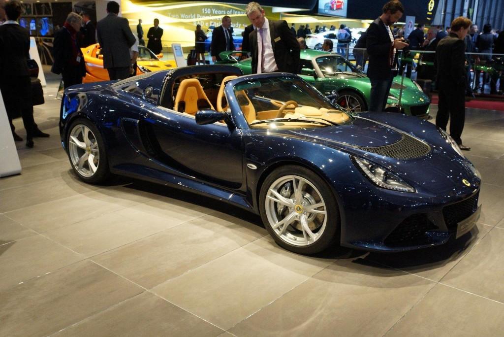Lotus: obiettivi ambiziosi, fondi finanziari permettendo