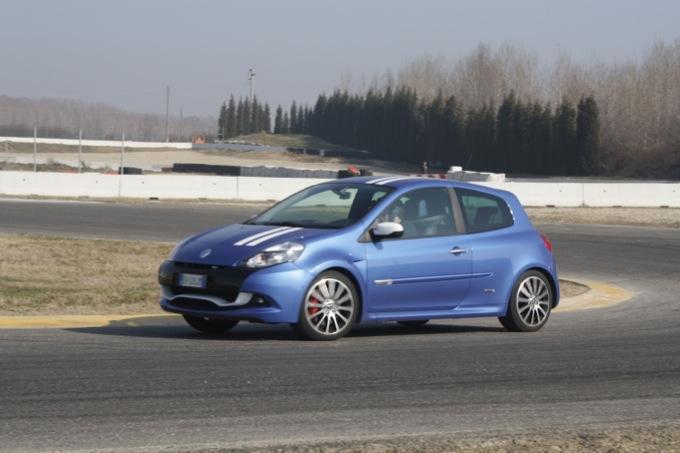Renault Clio RS Gordini - Test Drive