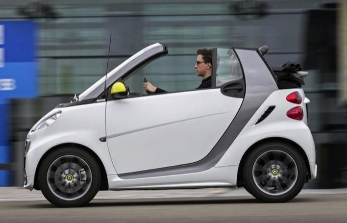 Smart ForTwo BoConcept Edition