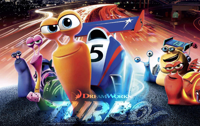 Turbo: il film d'animazione dell'anno che va a tutta birra!