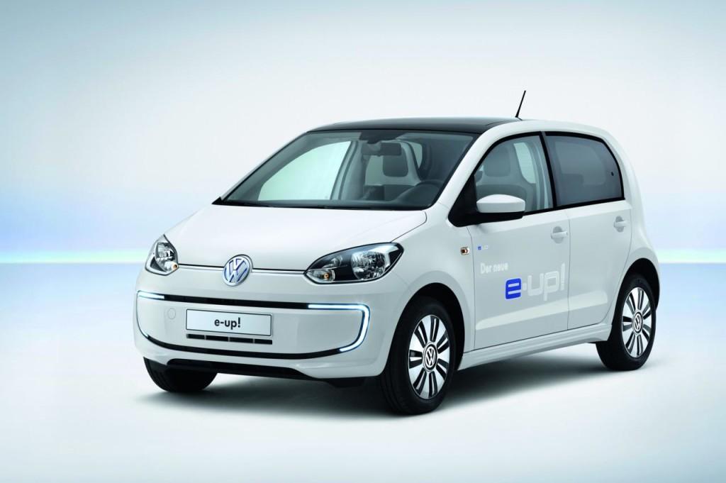 Volkswagen e-up!, ultimi dettagli e prezzo per il mercato tedesco