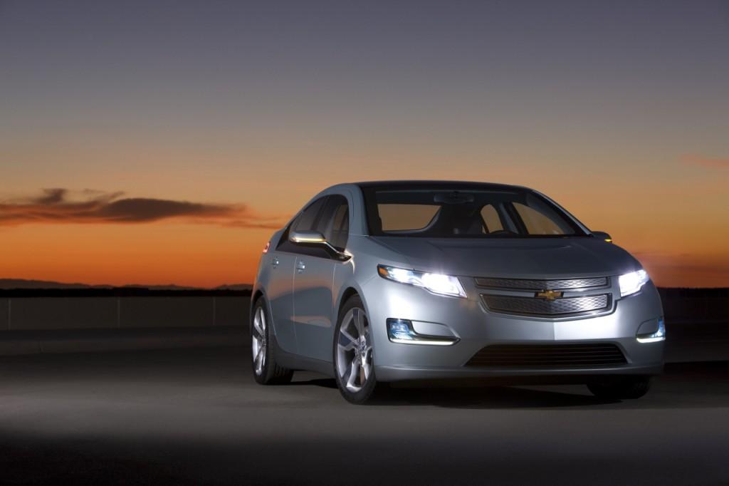 Chevrolet Volt, l'erede avrà un'autonomia superiore