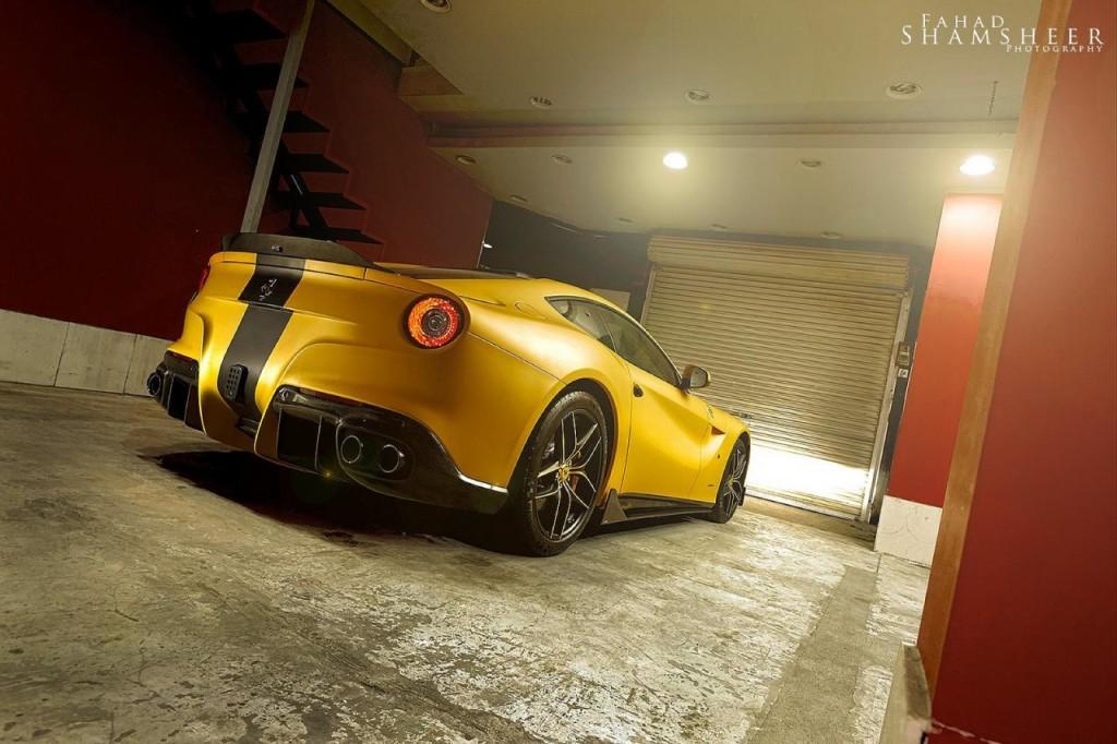 Ferrari F12berlinetta SPIA - DMC Tuning