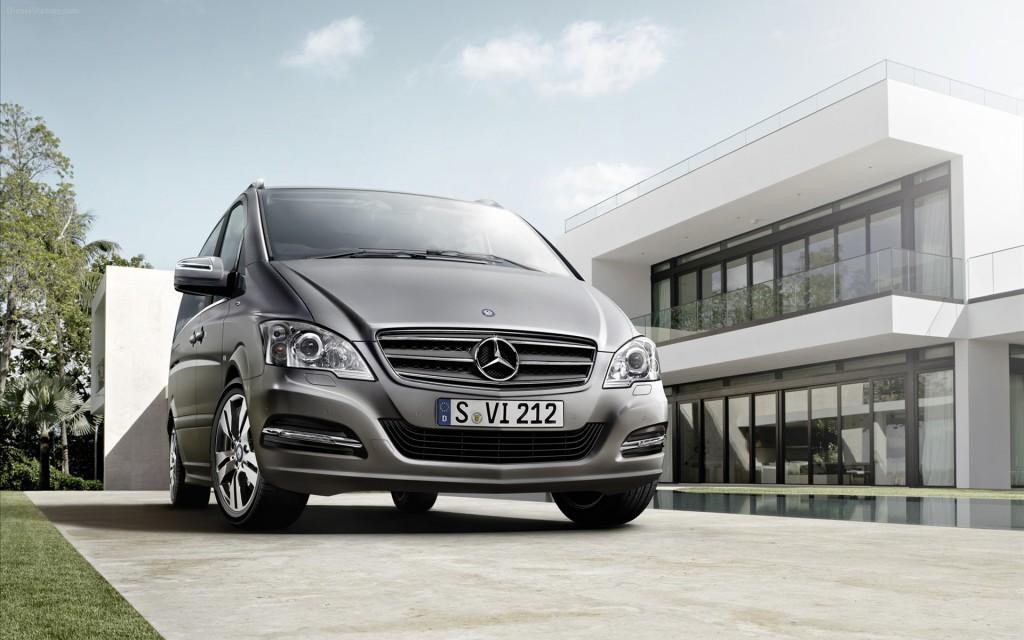Mercedes Viano, il nuovo modello sarà l'erede della Classe R?