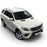 Mercedes ML350 BlueTEC 4MATIC 1st Anniversary Edition 01