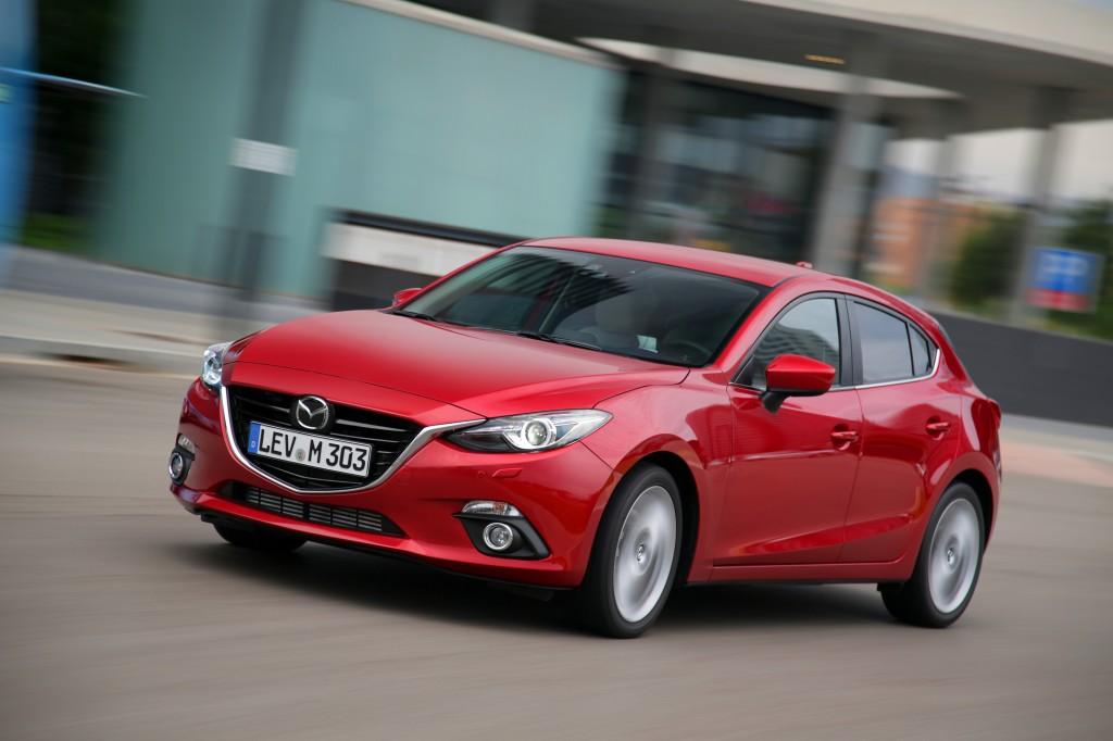 Nuova Mazda3 in anteprima al Salone di Francoforte