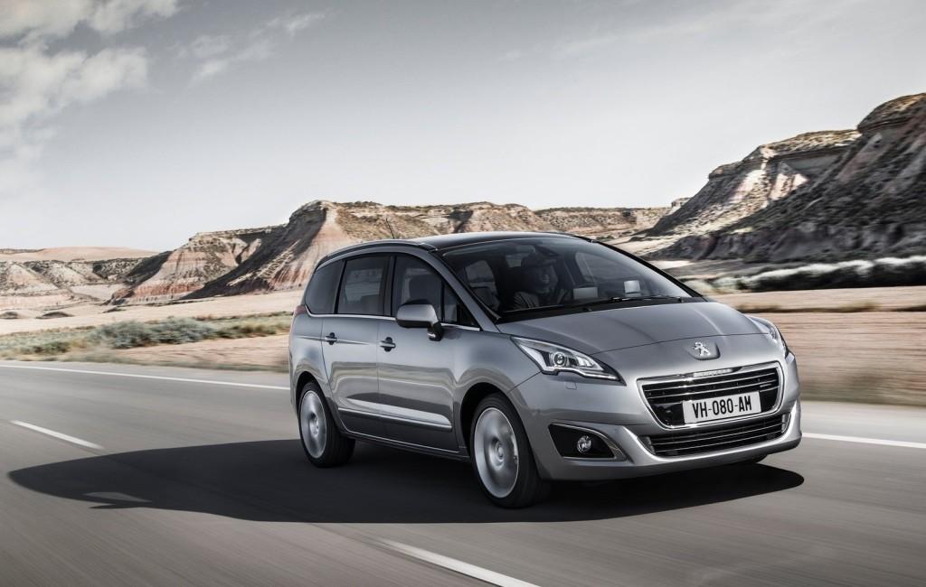 Peugeot 5008 MY 2014