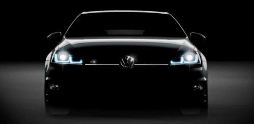 Volkswagen Golf R, teaser prima di Francoforte