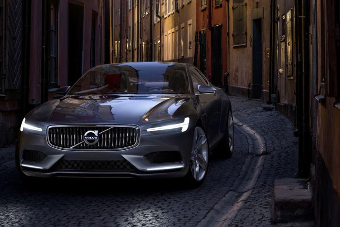 Volvo Concept Coupé, produzione in serie limitata?