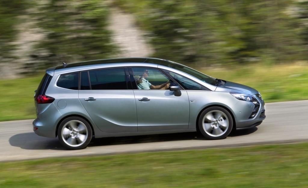 Opel Zafira, la nuova generazione verrà prodotta in Francia?