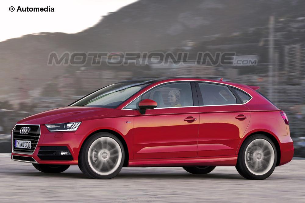 Audi A3 Vario: ecco come dovrebbe essere