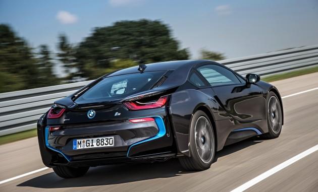 BMW i8, non ci sarà una versione M