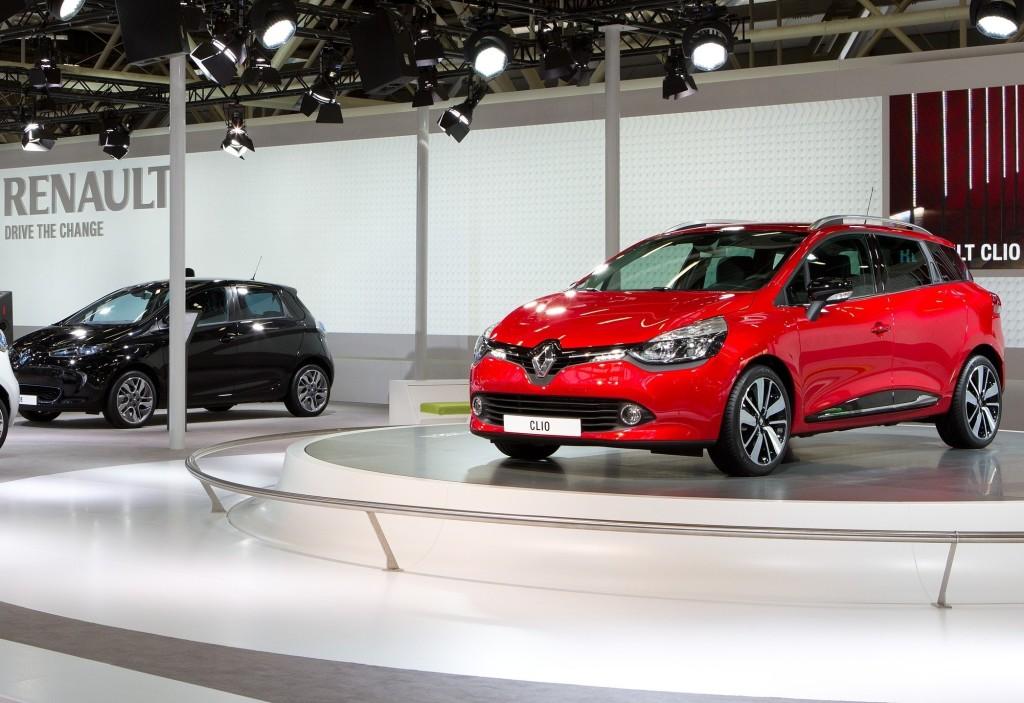 Il Gruppo Renault conquista il primato europeo sulle emissioni di CO2