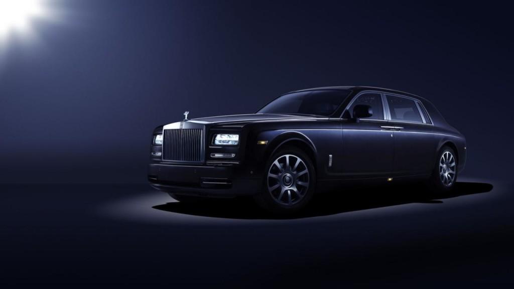 Rolls-Royce Phantom Celestial Concept, anteprima assoluta al Salone di Francoforte