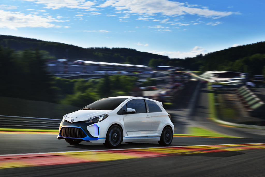 Toyota al Salone di Francoforte 2013 punta sull'ibrido