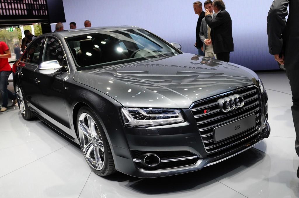 Audi a Francoforte 2013, intervista speciale a Luca De Meo