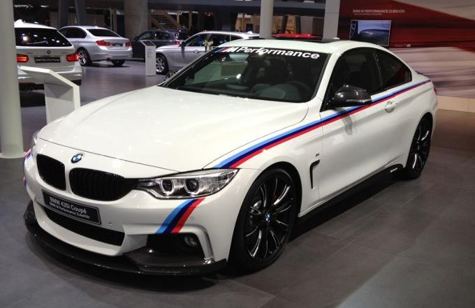 La nuova BMW Serie 4 Coupé