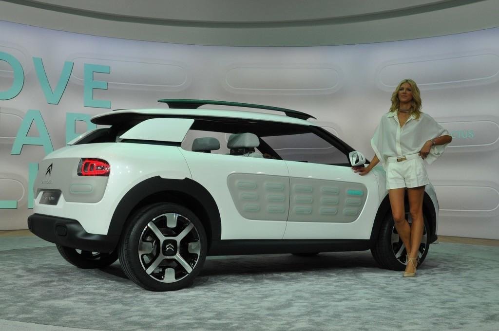Citroën C4 Cactus, verrà svelata il 5 febbraio 2014