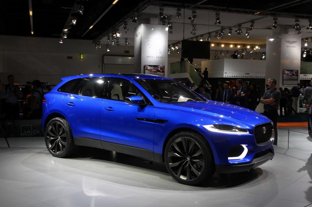 Jaguar-Land Rover punta forte sull'alluminio