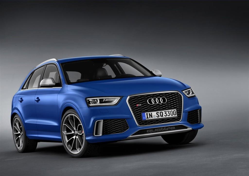 Audi A8 e Audi RS Q3, via alla prevendita nel mercato italiano