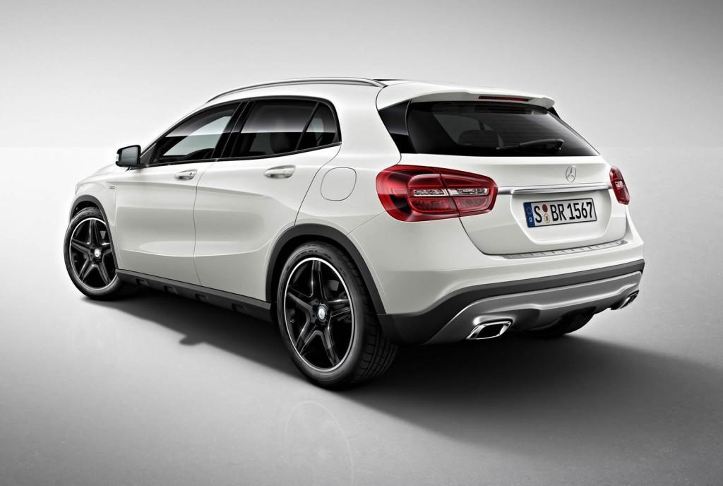Mercedes GLA, in arrivo la Edition 1