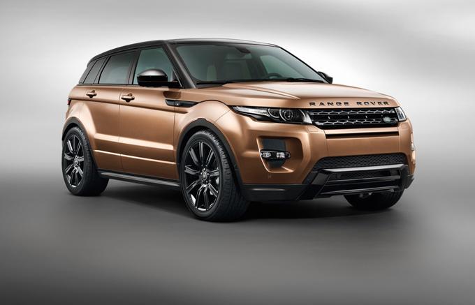 Range Rover Evoque, non si ferma davanti a nulla