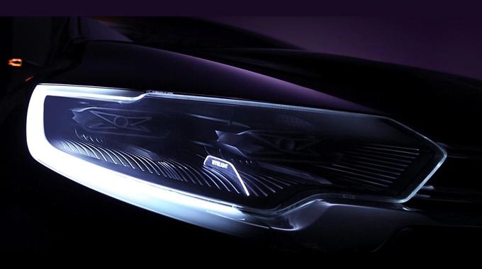 Francoforte 2013: Renault rilascia teaser di una nuova concept car