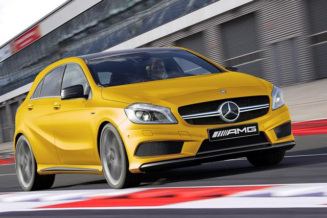 Mercedes Classe A, non ci sarà una variante cabriolet