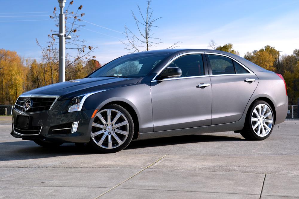 2013 Cadillac Ats 2 0 L Turbo >> Cadillac: rivisti i prezzi per il mercato italiano