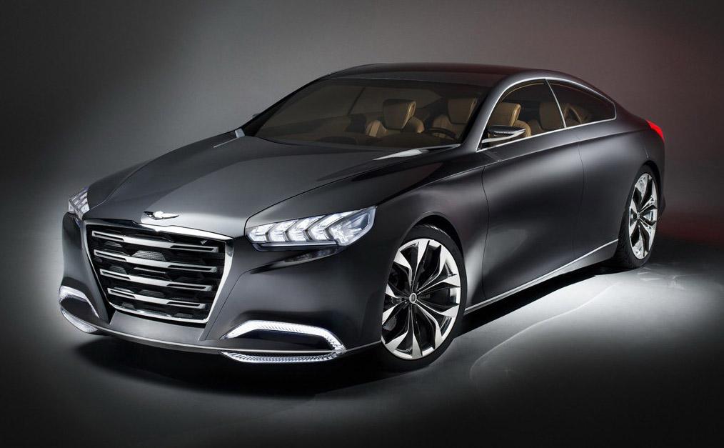 Hyundai Genesis, la prossima generazione sarà disponibile in Europa