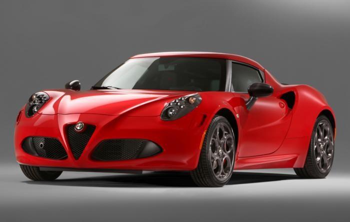 Alfa Romeo 4C: consegnate le prime Launch Edition