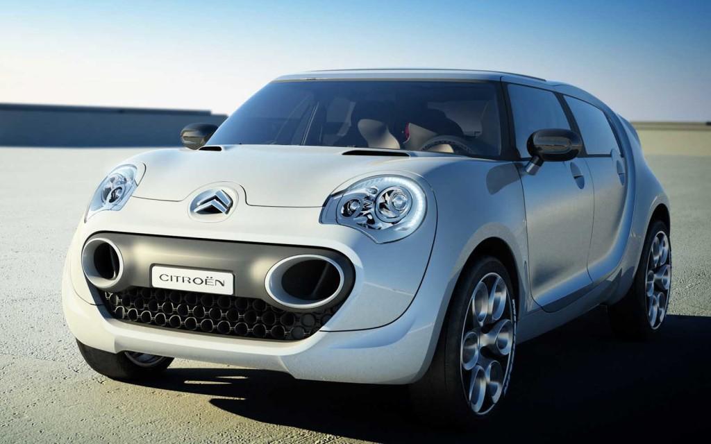 Citroën C4 Cactus, la versione di produzione sarà fedele al concept