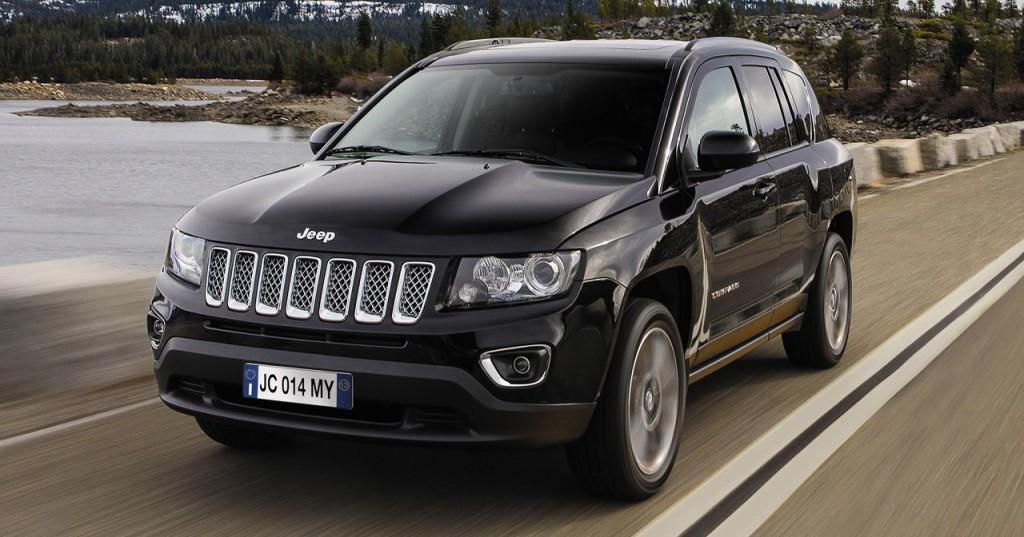 Jeep Compass, debutta in Italia il motore 2.0 litri benzina