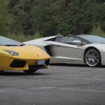 Lamborghini Aventador Coupe e Roadster